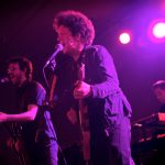 Gira con Willie Nile 2014