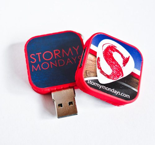 USB Pendrive with full discography