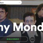 Síguenos en Spotify para escuchar nuestro nuevo disco