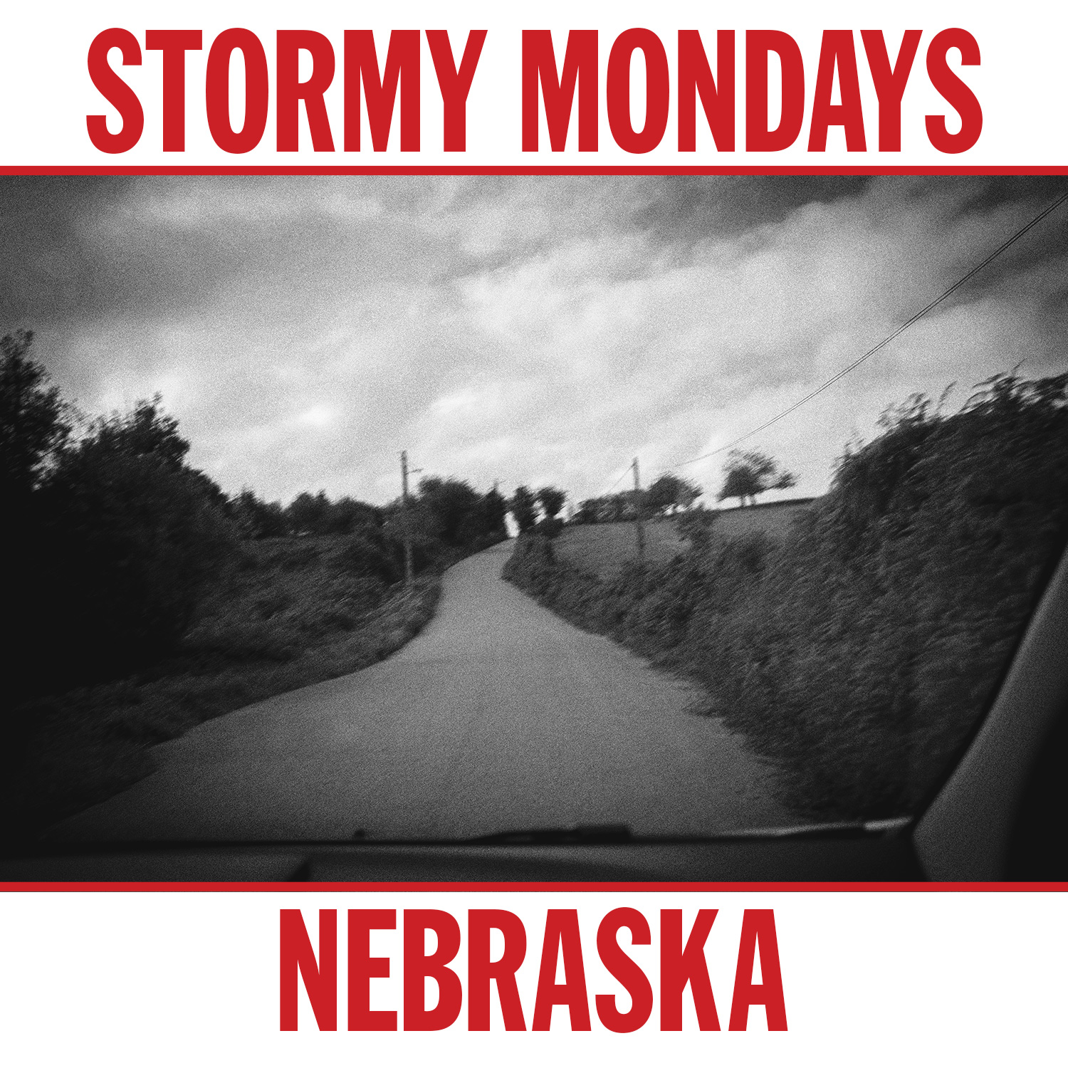 """Nebraska"", The New Stormy Mondays Album, Is Out!"