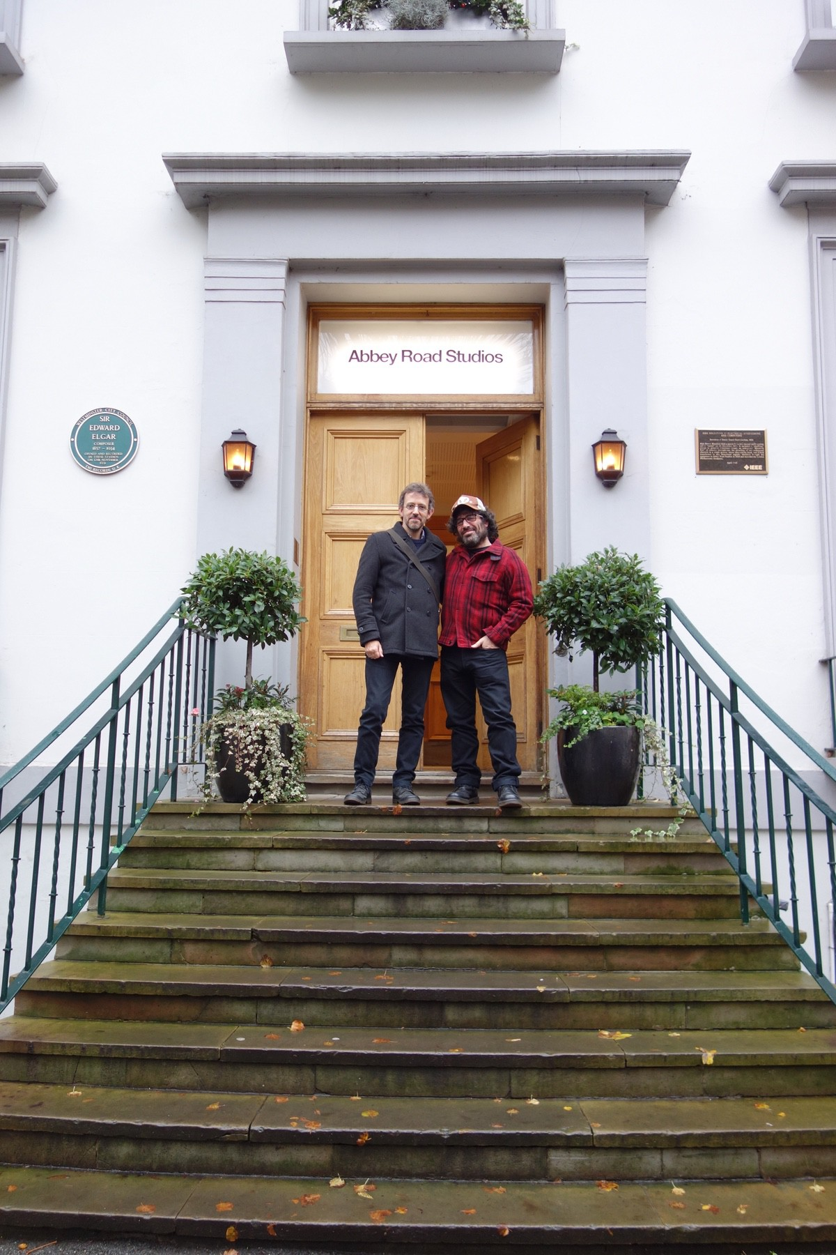 "Photos: Mastering ""Nebraska"" At Abbey Road"