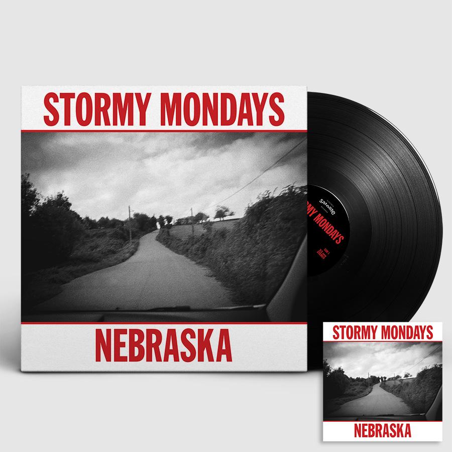 Nebraska Vinyl + CD Pack