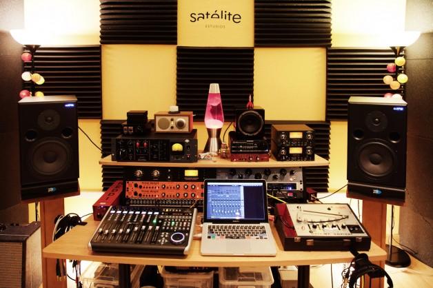 Informe desde el estudio de grabación…
