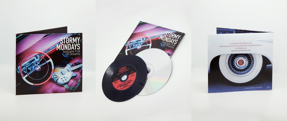 """""""Don't Count Me Out"""", Compact Vinyl en video"""