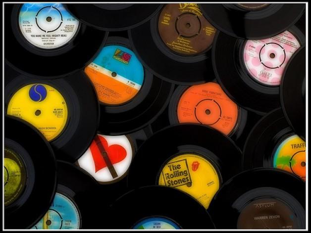 """""""Los discos son guapos"""", por Alberto Toyos"""