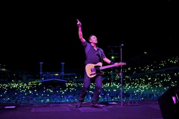 Bruce Springsteen: recuperando la fe