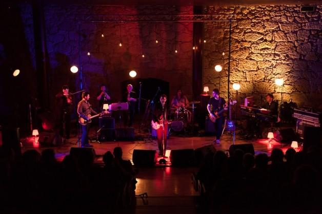 Fotos: presentación del disco en Avilés y Oviedo